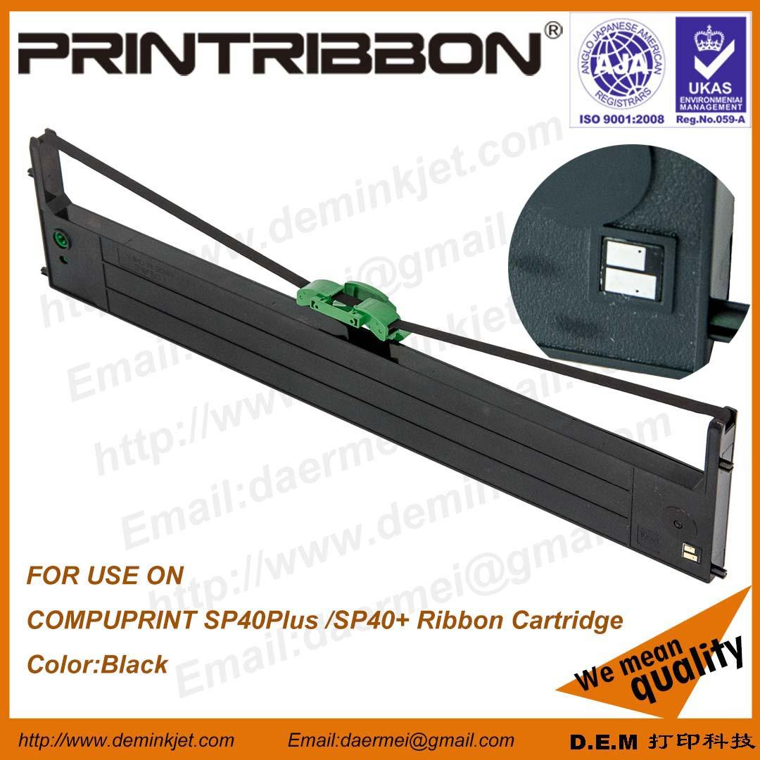Compuprint PRK6287-6/SP40 Plus,SP40+ ribbon cartridge