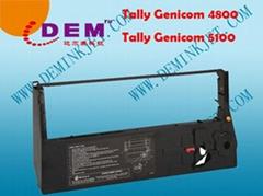 Compatible with TallyGenicom  4800//4840/4810/5050/5100/4A0040B05 RIBBON