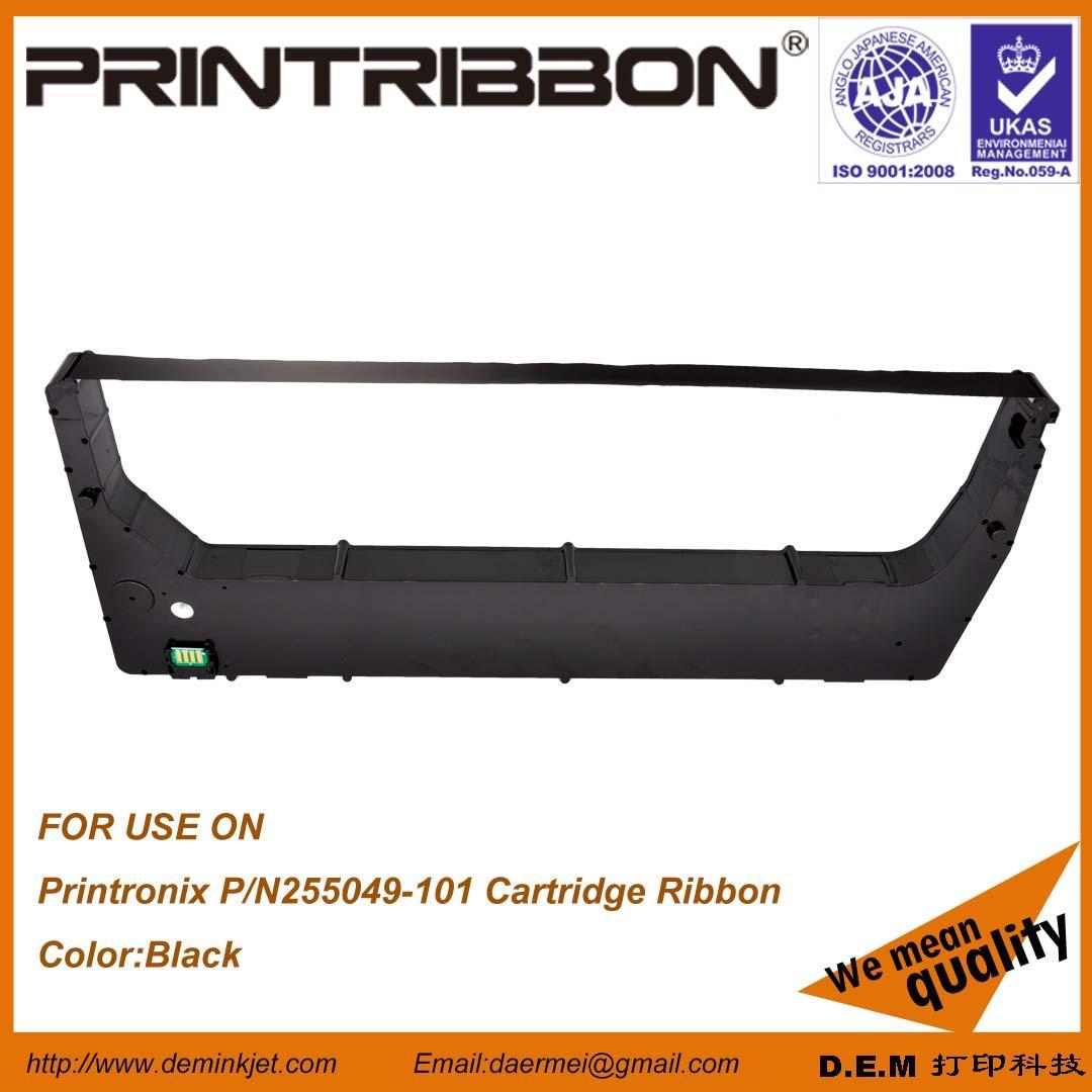 Compatible with Printronix 255049-101,255049-401, P8000/P7000 cartridge ribbon