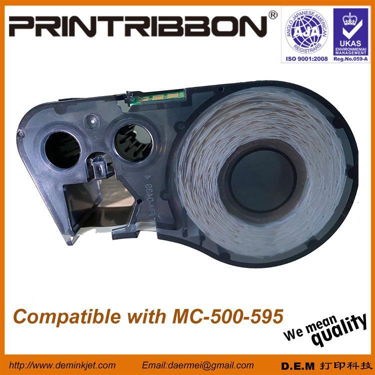 Brbay MC-500-595 Label Tape Cassettes