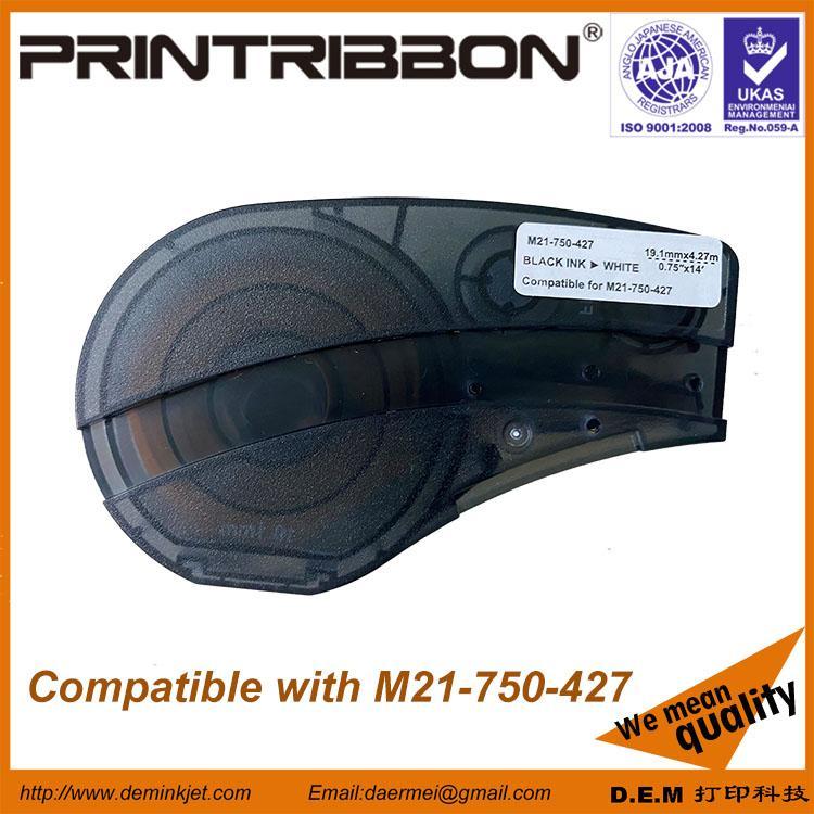 Brbay M21-750-427 标签色带 3
