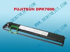 FUJITSU DPK7600E 色帯