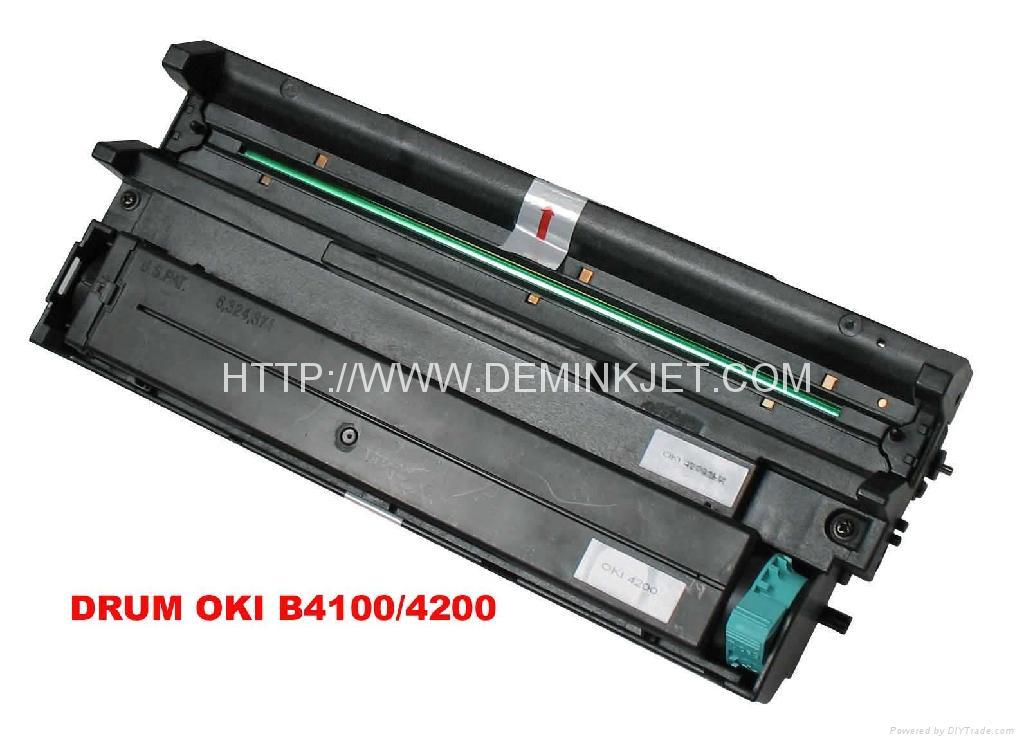 OKI 4200 TONER/DRUM/TYPE9 - DEM (China Manufacturer) - Printer ...