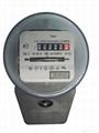 Single Phase Long Life Round Power Meter