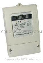 Three Phase Prepaid Static Energy Meter