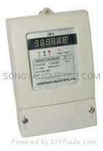 Three Phase Static Energy Meter