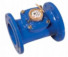 Horizontal Woltman Liquid Sealed Water Meter