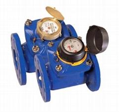 Horizontal Woltman Magnet Drive Water Meter