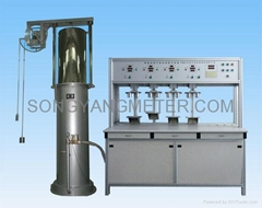 Gas Meter Synthetical Test Bench