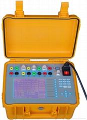 Field Testing Instrument for Three Phase kilowatt Hour Meter