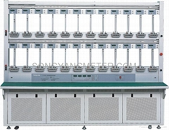 Fully Automatic Close Link Single Phase Energy Meter Test bench