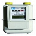 IC Card Prepaid Diaphragm Gas Meters