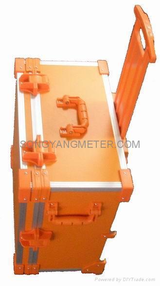 portable single phase energy meter test equipment