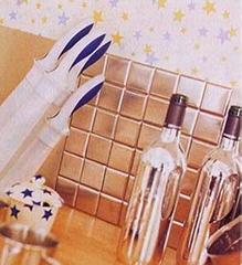 不鏽鋼馬賽克-廚房