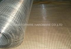 Galvanized welded wire m