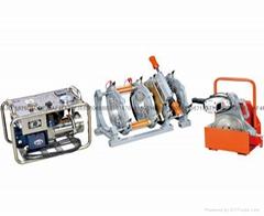 PE管材液壓熱熔對接焊機