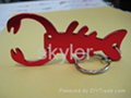 lobster shape bottle opener