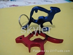 kangaroo shape bottle opener