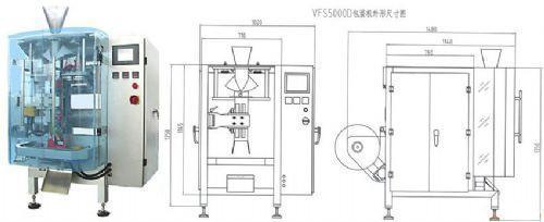 自动充填包装机 2
