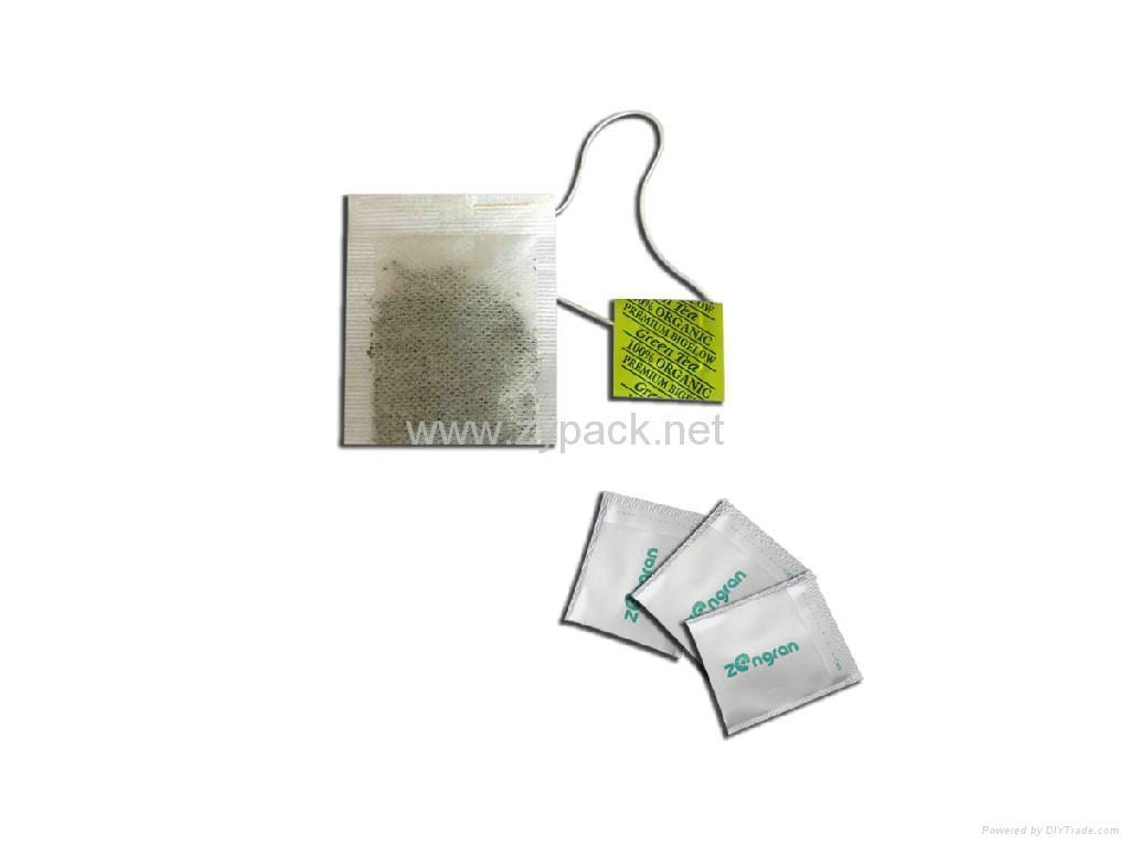 Teabag packing machine 3