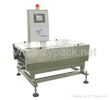 重量检测机 1