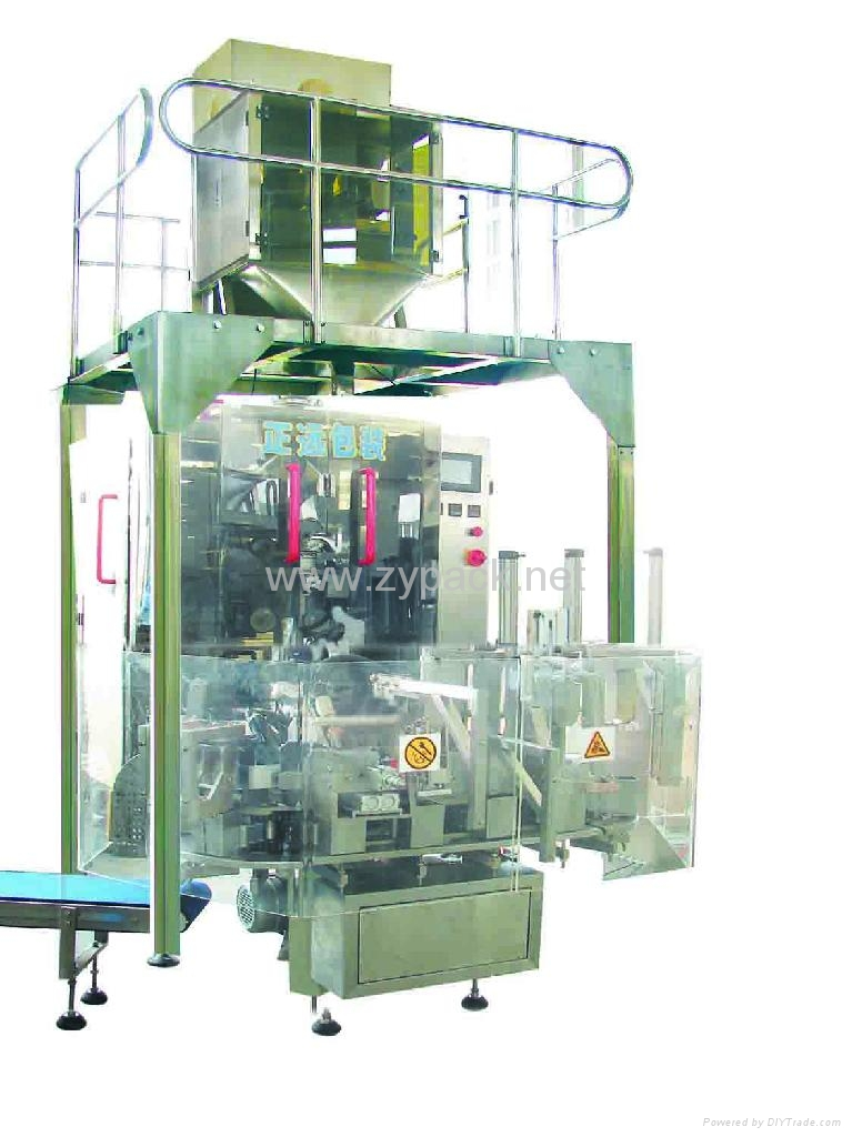 JUJUBE|BEAN|SEED|YEAST VACUUM PACKAGING MACHINE 1
