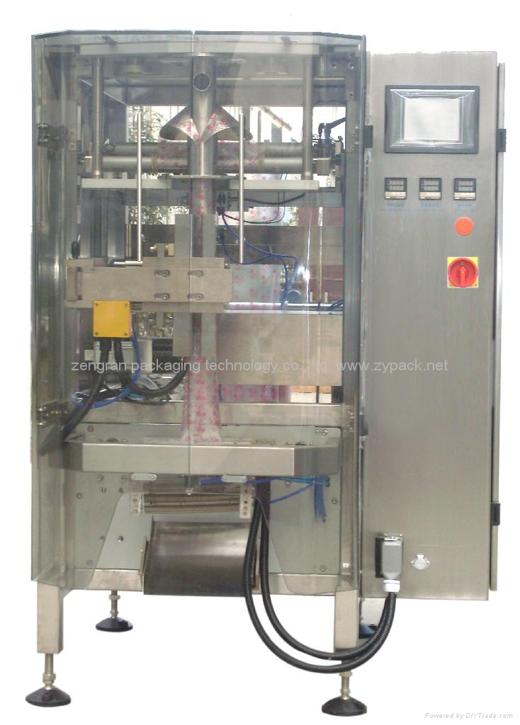 CHIPS|COCONUT|POPCORN PACKAGING MACHINE 1