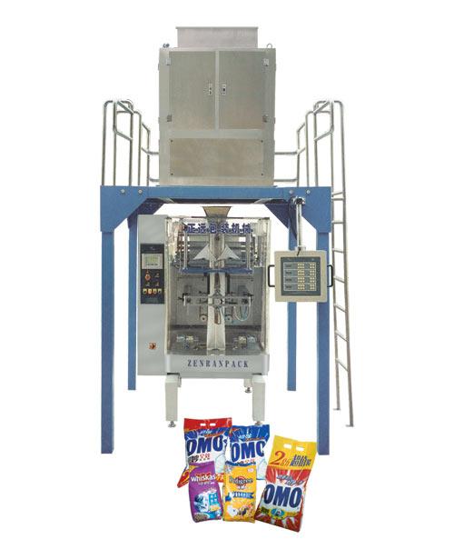 洗衣粉包裝機|立式制袋充填包裝機 1