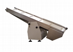 PARTICAL/FLAKY MATERIAL SPECILIZED CONVEYOR