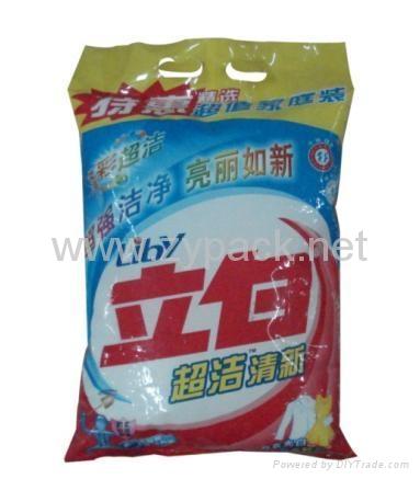洗衣粉包装机|立式制袋充填包装机 2