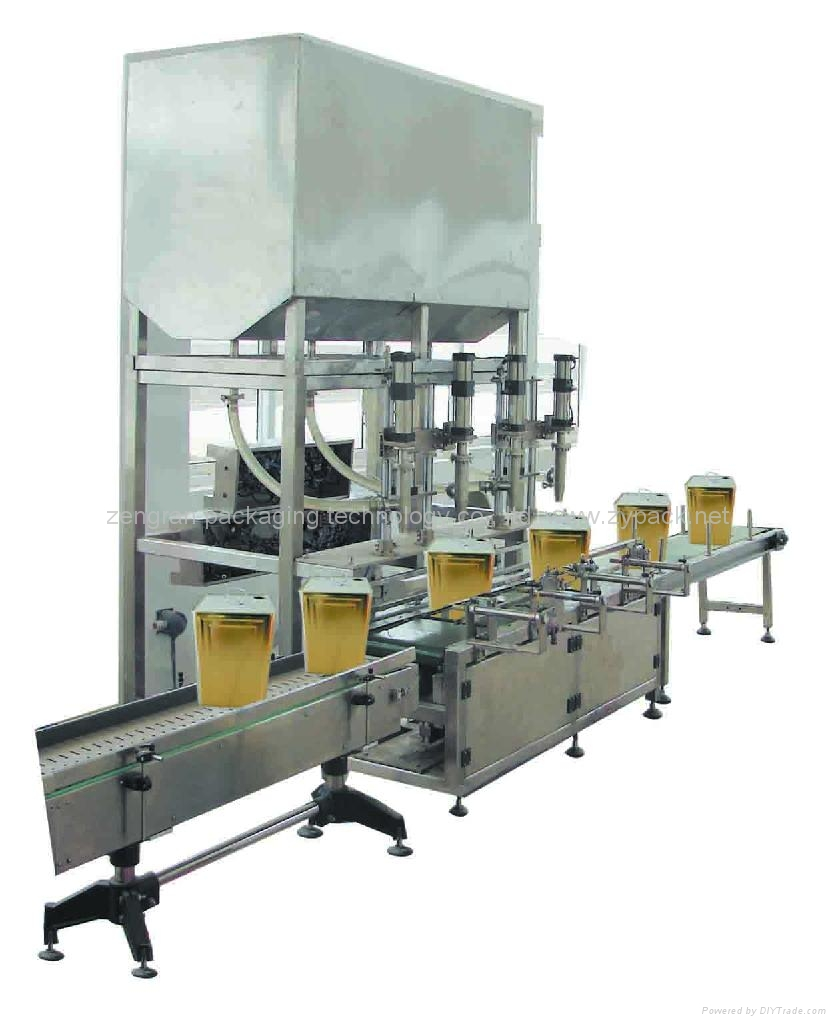 WATERPROOF COATING|OIL| SAUSE|SOUP FILLING LINE 1
