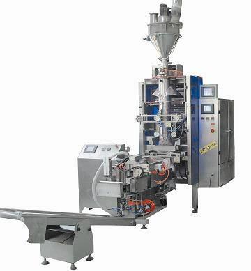 海南全自動酵母粉包裝機 1