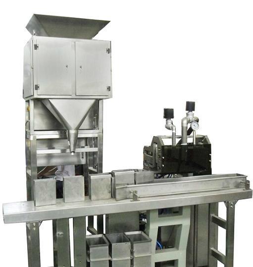 江西大米抽真空定型包裝機 1