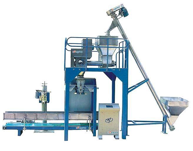 陕西石灰粉包装机 1