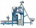 陕西石灰粉包装机