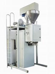 Automatic powder packagi
