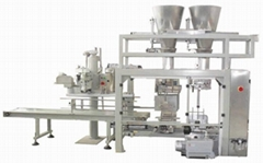 Seeds for heavy bags packaging machine