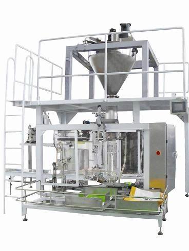 淮北全自動編織袋粉劑包裝機 1