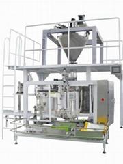 淮北全自動編織袋粉劑包裝機