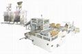 automatic bags arrange incase machine