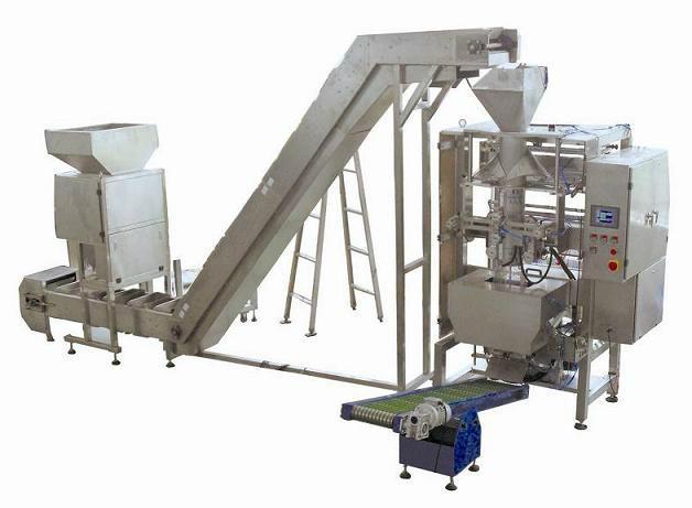Cereal vacuum packaging machine 1