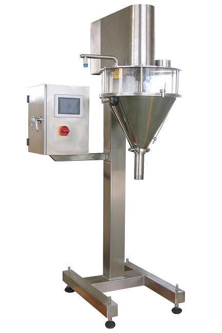 饲料添加剂包装机(螺旋计量机) 1