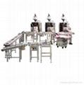 auto-incasing equipment