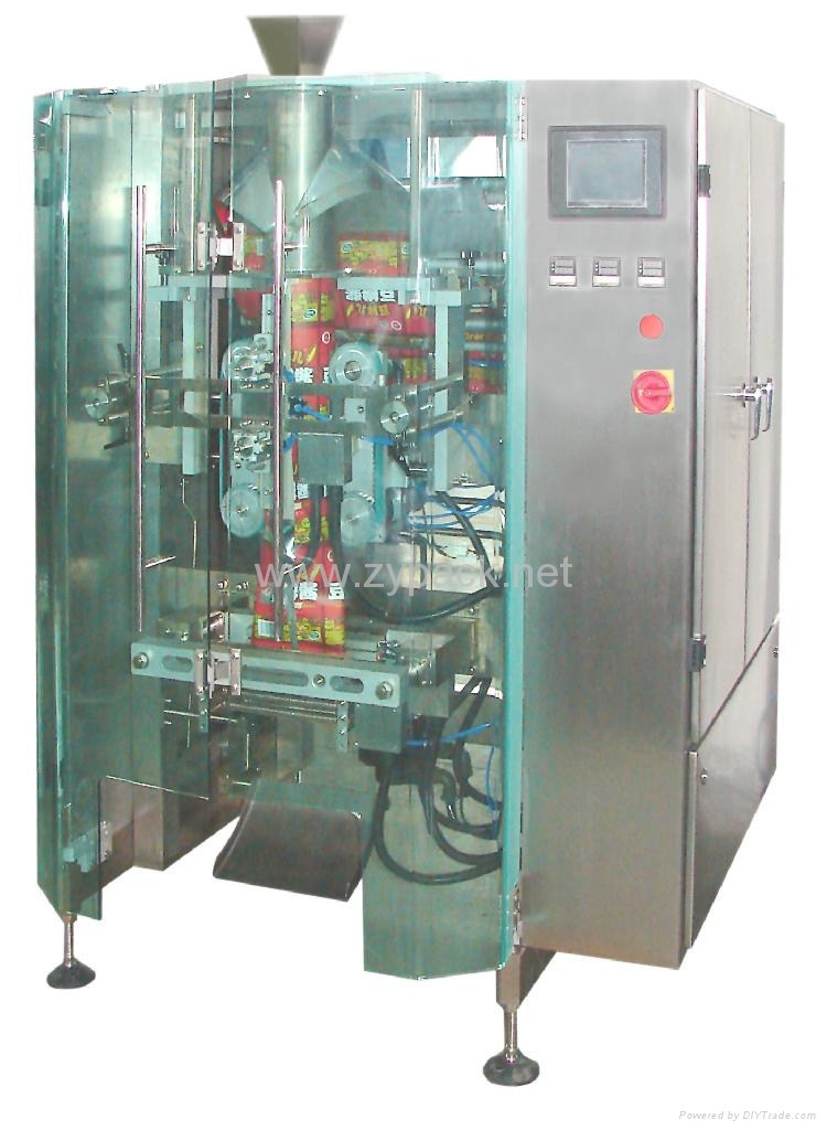 MILK POWDER|PESTICIDE POWDER PACKAGING MACHINE 2