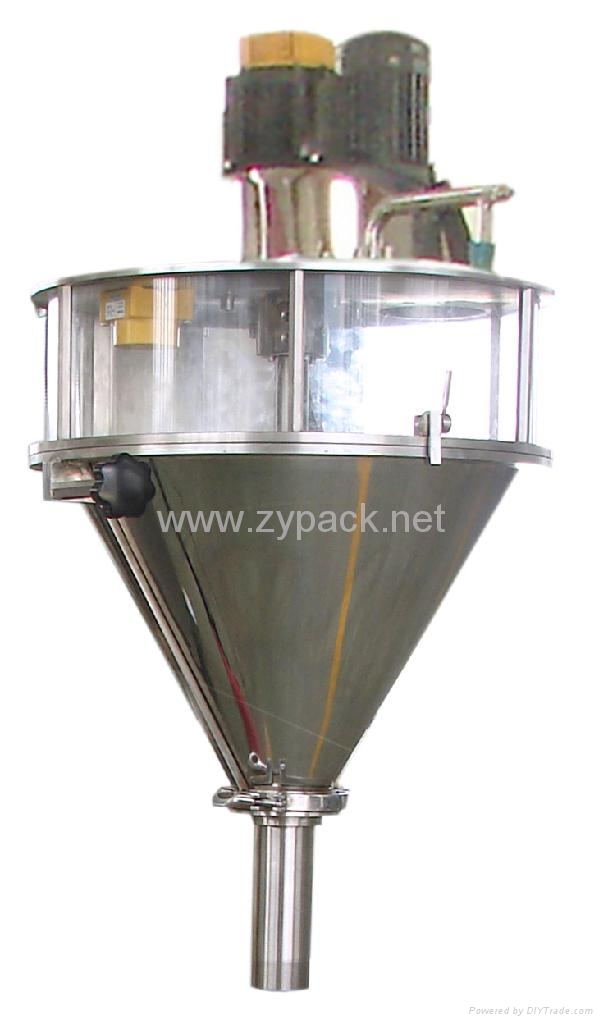 MILK POWDER|PESTICIDE POWDER PACKAGING MACHINE 4