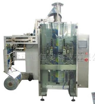 Four-side-seal bagging filling machine 1