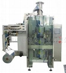 Four-side-seal bagging filling machine