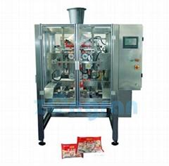 速凍水餃包裝機,全自動水餃包裝機