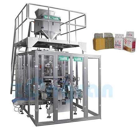 大米真空包装机,大米自动包装机 1