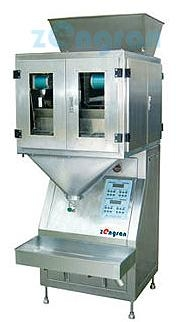 Tea packaging machine 1